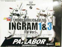 Patlabor (the Mobile Police) - Brave Gohkin AV-98 Ingram 1 & 3 - TV Version - CMS Corp.