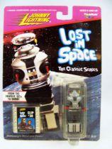 Perdus dans l\'Espace : la série - Environment Control Robot B-9 - Johnny Lightning neuf sous blister