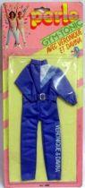 Perle - Gym Tonic outfit (for Veronique & Davina) - Delavennat 1981 (ref.460)