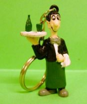 Perrier - Keychain figure - Waiter