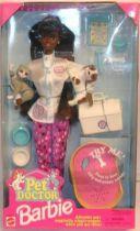 Pet Doctor Barbie - Mattel 1996 (ref.15302)