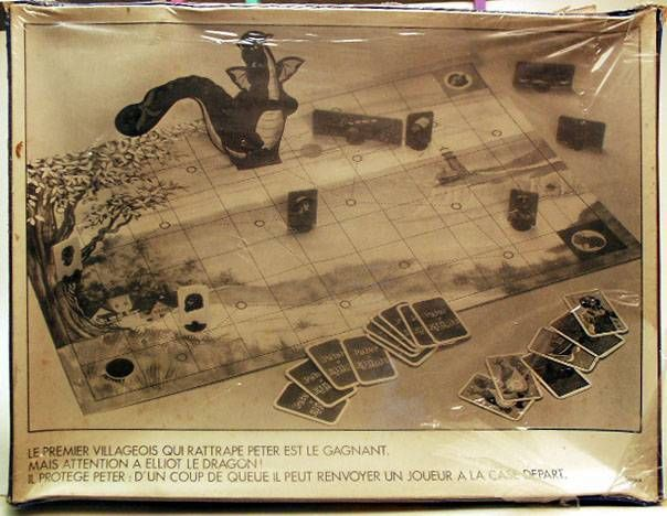 Pete\\\'s Dragon - Mako board game