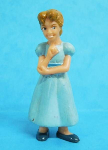 Peter Pan - Disney Store pvc figure - Wendy