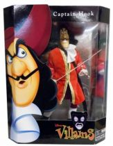 Peter Pan - Disney Villains Exclusive Doll - Captain Hook (Mint in box)