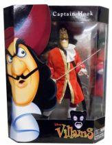 Peter Pan - Disney Villains Exclusive Doll - Captain Hook (Mint in box)