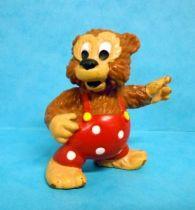 Petzi - Bully PVC Figure - Petzi bear