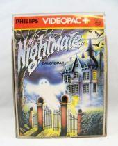 Philips Videopac + - Cartouche n°53 Nightmare (Cauchemar)