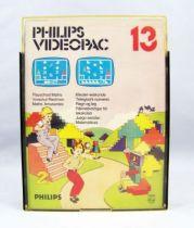 Philips Videopac - Cartouche n°13 Maths Amusantes