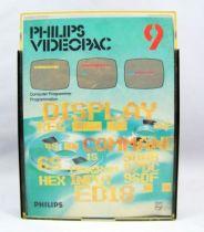 Philips Videopac - Cartouche n°9 Programmation