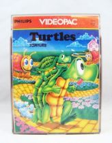 Philips Videopac - Cartridge n�49 Turtles