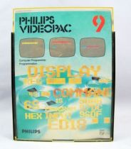 Philips Videopac - Cartridge n°9 Computer Programmer