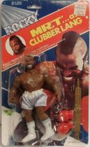 Phoenix Toys Inc. - ROCKY III -  Mr. T as Clubber Lang - (mint on card)