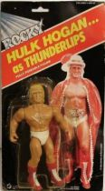 Phoenix Toys Inc. - ROCKY III - Hulk Hogan as Thunderlips (mint on card)