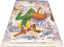 Pif Gadget - Puzzle Six de Savoie N° 04