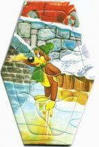 Pif Gadget - Puzzle Six de Savoie N° 10
