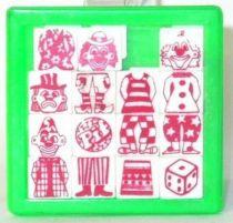 Pif Gadget - slide game (Riddle) Pif circus