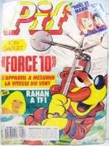 Pif Gadget #1025 (1988) - Force 10