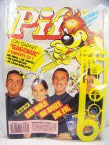 Pif Gadget #1079 (1989) - Gagonul