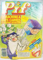 Pif Gadget %1081 - The square eggs machine
