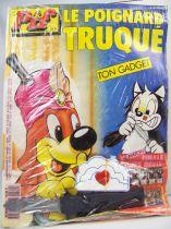 Pif Gadget #1182 (1991) - The fake dagger