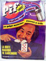 Pif Gadget n° 618 (1980) - La Boite Magique de Garcimore