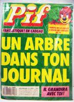Pif Gadget n°1027 (1988) - Un arbre dans ton journal