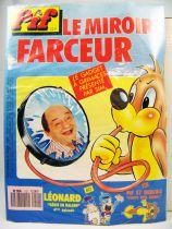 Pif Gadget n°1121 (1990) - Le miroir farceur
