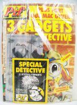 Pif Gadget n°1178 (1991) - 3 Gadgets Detective