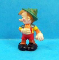 Pinocchio (Disney) - Heimo plastic figure - Pinocchio