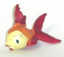 Pinocchio (Disney) - Jim figure - Cléo the little fish