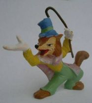 Pinocchio (Disney) - Jim figure - Honest John