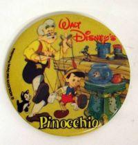 Pinocchio (Disney) - Vintage Button - 1978