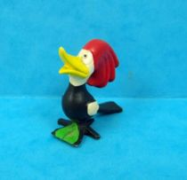 Pinocchio (TV Series) - Heimo PVC figure - Rocco the bird