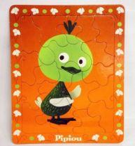 Pipiou - Puzzle 20 pièces - Fernand Nathan