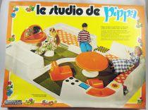 Pippa - Pippa\'s Studio Playset - Palitoy Meccano 1976 (ref.192001)