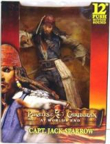 Pirates of the Carribean - At World\'s End - Capt. Jack Sparrow 12\'\'  - Johnny Depp