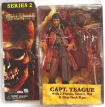 Pirates of the Carribean - At World\\\'s End Series 2 - Capt. Teague