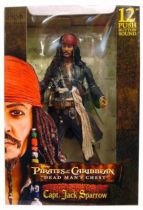 Pirates of the Carribean - Dead Man\\\'s Chest - Capt. Jack Sparrow 12\\\'\\\'  - Johnny Depp