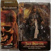 Pirates of the Carribean - Dead Man\\\'s Chest Series 1 - Jack Sparrow