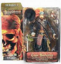 Pirates of the Carribean - Dead Man\\\'s Chest Series 3 - Captain Barbossa