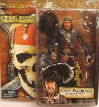 Pirates of the Carribean - The Curse of the Black Pearl Series 1 - Capt. Barbossa