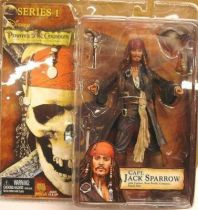 Pirates of the Carribean - The Curse of the Black Pearl Series 1 - Capt. Jack Sparrow (smiling)