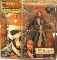 Pirates of the Carribean - The Curse of the Black Pearl Series 1 - Capt. Jack Sparrow