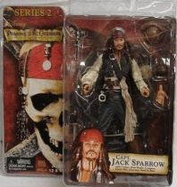 Pirates of the Carribean - The Curse of the Black Pearl Series 2 - Captain Jack Sparrow