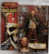 Pirates of the Carribean - The Curse of the Black Pearl Series 2 - Pintel