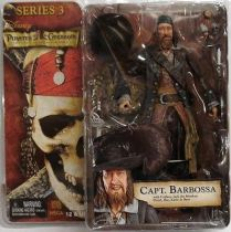 Pirates of the Carribean - The Curse of the Black Pearl Series 3 - Captain Barbossa