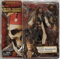 Pirates of the Carribean - The Curse of the Black Pearl Series 3 - Captain Jack Sparrow