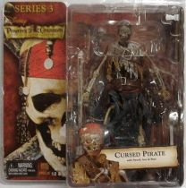 Pirates of the Carribean - The Curse of the Black Pearl Series 3 - Cursed Pirate