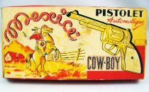Pistolet Automatique Cow-Boy Mexico n°85 - Crescent Toys