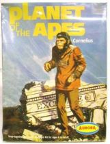 Planet of the apes - Aurora/Playing Mantis Model kit - Cornelius